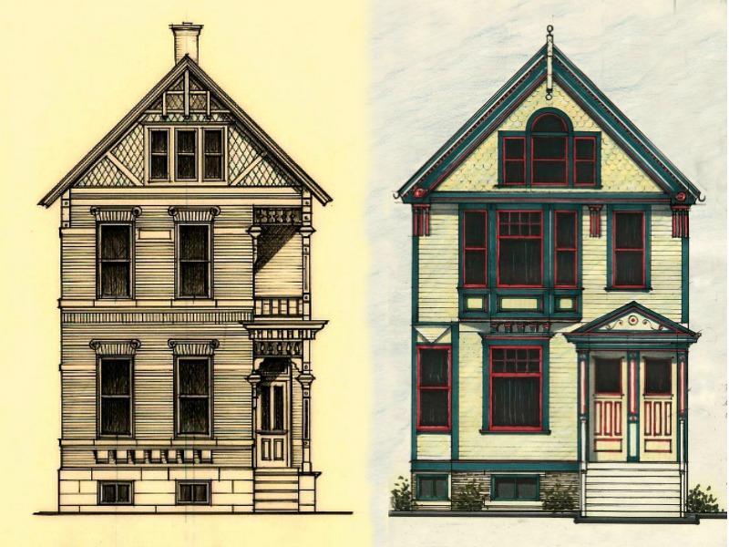 Measured Drawings Historic Documentation Richard Toyne Architect