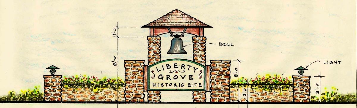Liberty Grove Bell Richard Toyne Architect Door County, Wisconsin