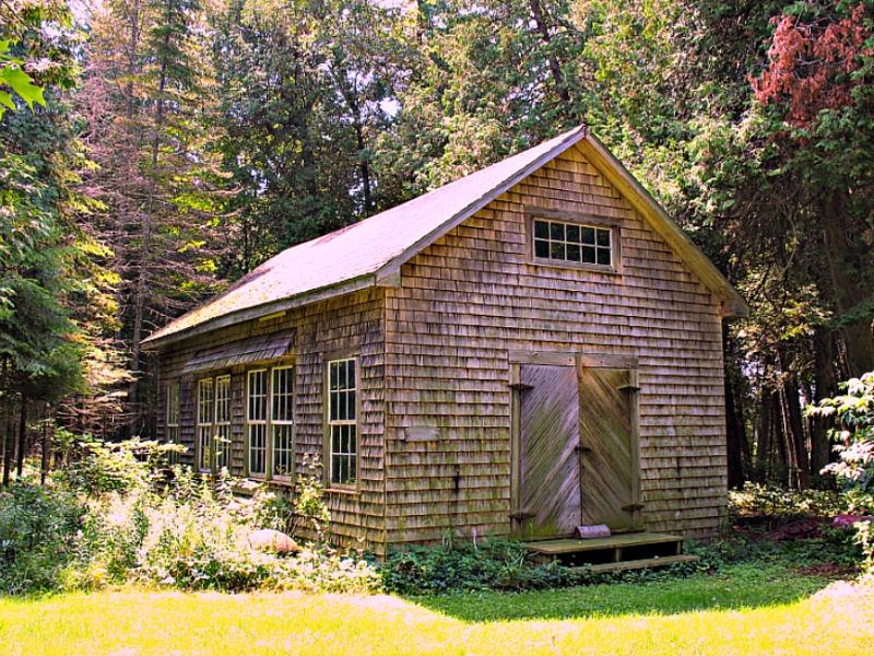 Door County Folk Architecture Richard Toyne Architect